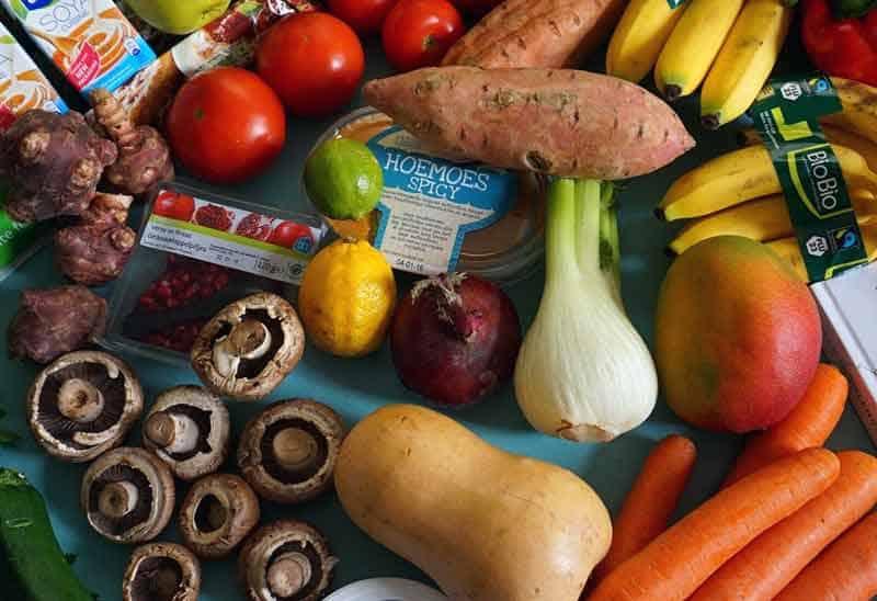 Vegan Shopping List, Basic Essential Vegan Pantry Staples 3