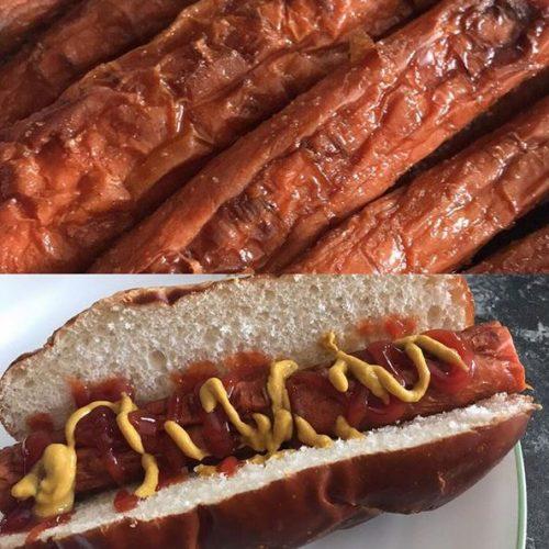Vegan Carrot Hotdogs 1