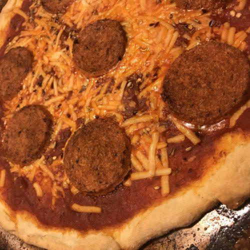 Basic Vegan Pizza Dough 1