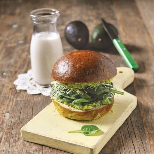 THE INCREDIBLE GREEN VEGAN SANDWICH 4